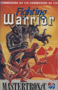 Fighting Warrior (Mastertronic)