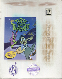 Day of the Tentacle (The White Label)