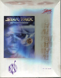 The White Label: Star Trek 25th Anniversary