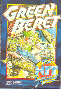Green Beret (Hit Squad)
