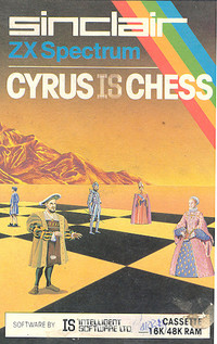 Cyrus IS Chess