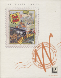 Sam & Max Hit The Road (The White Label)