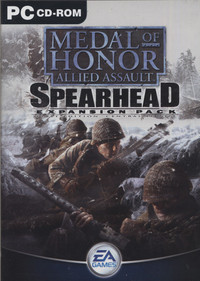 Medal Of Honor Spearhead