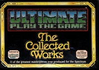 Ultimate Play The Game: The Collected Works (Disk)