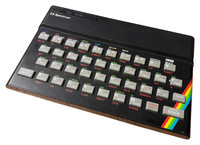 Sinclair ZX Spectrum Computer - Early Issue
