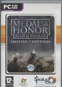 Medal of Honor: Allied Assault (Deluxe Edition) (Sold Out)