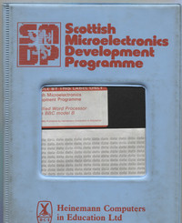 Scottish Microelectronics Development Programme: Simplified Word Processor
