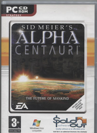 Sid Meier's Alpha Centauri (Sold Out)