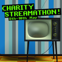 Retro Charity Streamathon - 8-10 May 2020