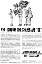 What kind of time sharer are you?