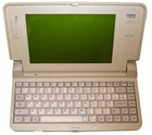 Tandy 1100FD Laptop Computer