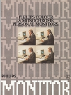 Philips Colour & Monochrome Personal Monitors