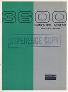 3600 Computer System