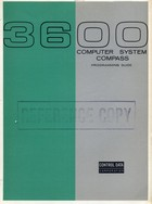 3600 Computer System Compass