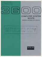 3600 Computer System Scope