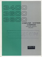 3400, 3600, 3800 Computer Systems Compass
